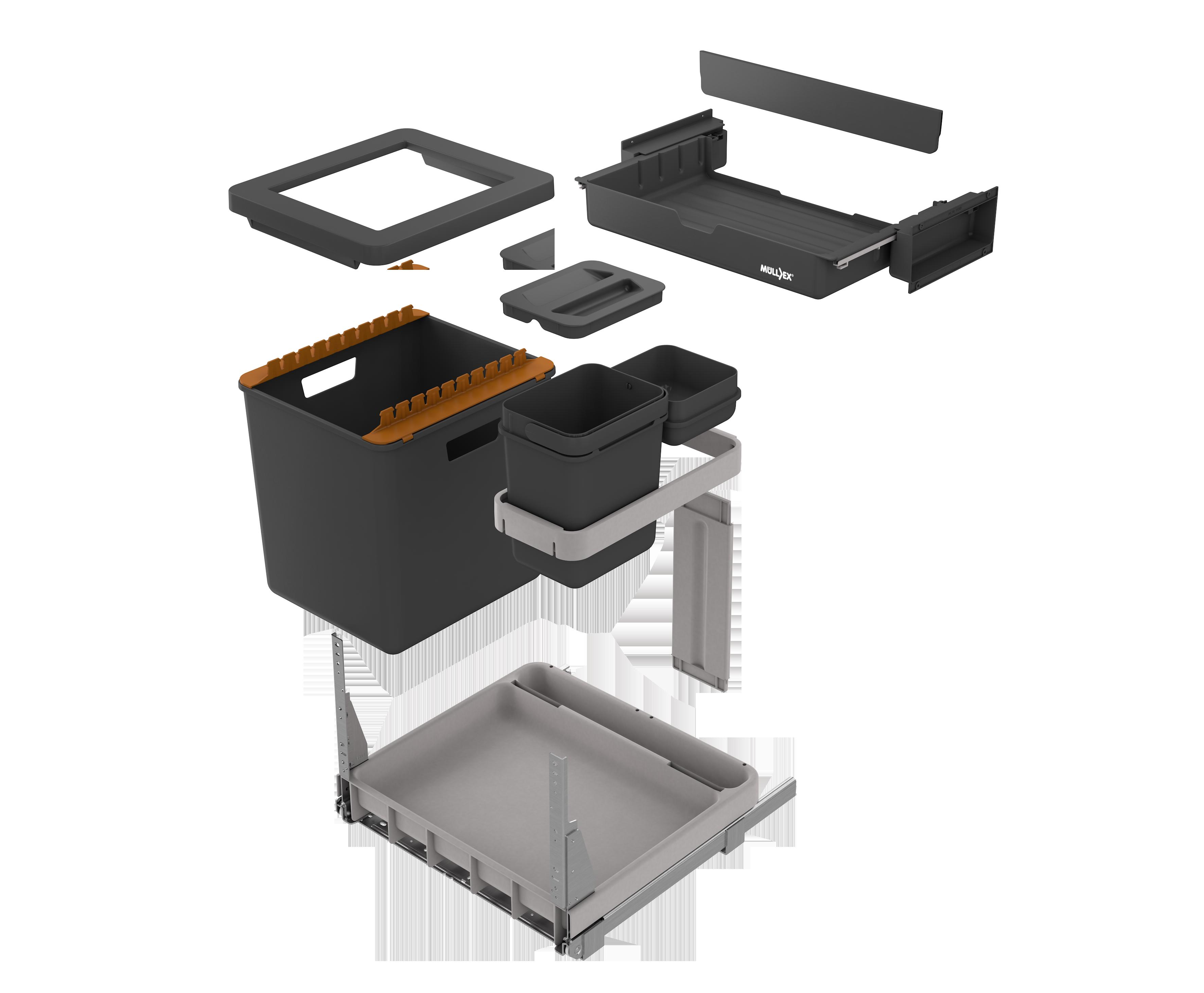 BOXX-R - ideale per ristrutturazione cucina